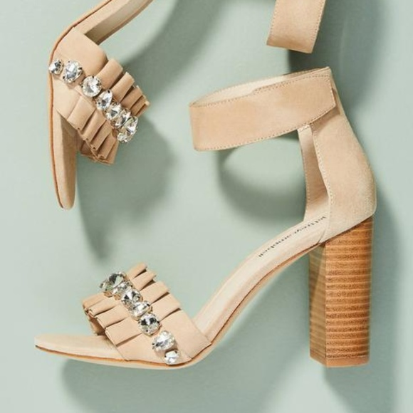 a7dfed66cd08 Jeffrey Campbell  Ruffled Purdy Heels